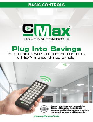 c-max Basic Lighting Controls